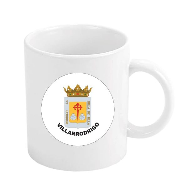 1297 taza escudo heraldico villarrodrigo