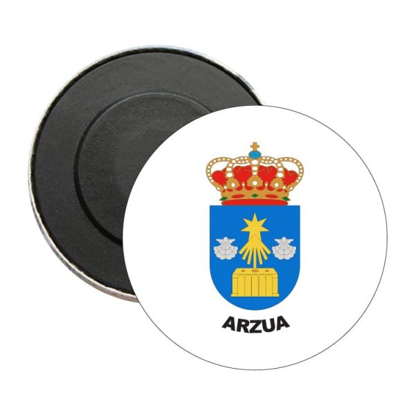 iman redondo escudo heraldico arzua