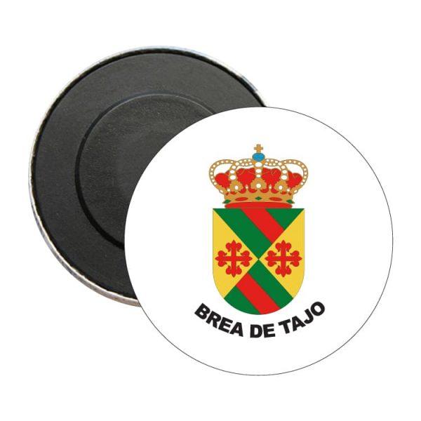 iman redondo escudo heraldico brea de tajo
