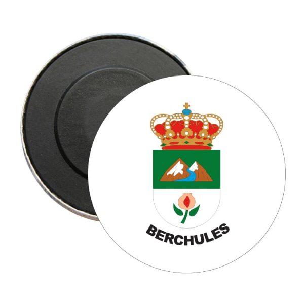 iman redondo escudo heraldico berchules