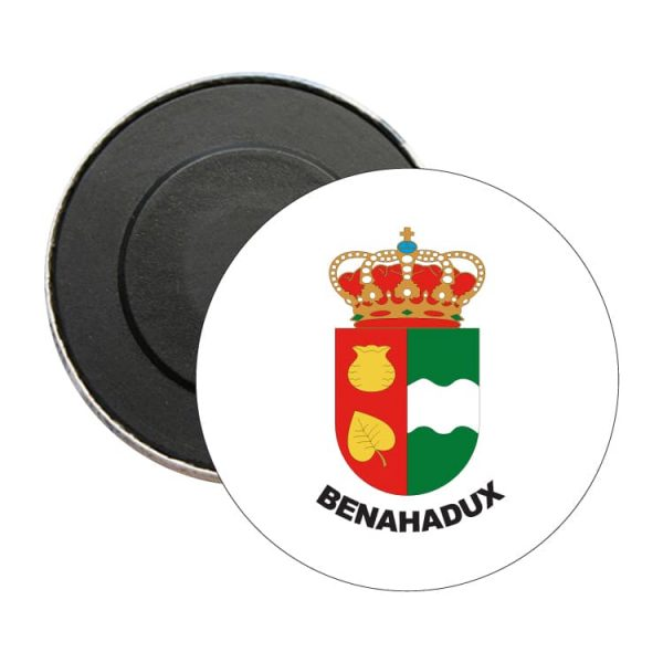 iman redondo escudo heraldico benahadux