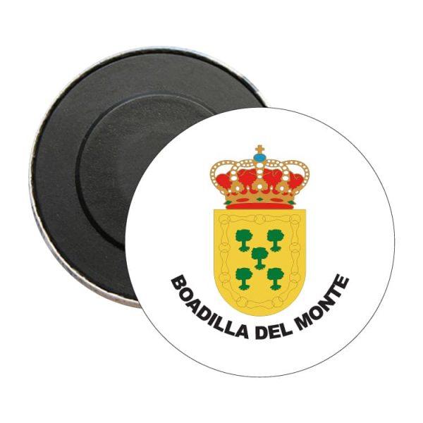 iman redondo escudo heraldico boadilla del monte