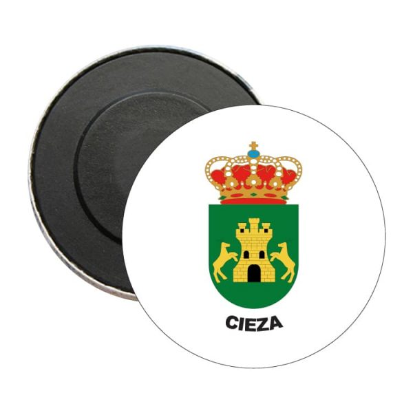 iman redondo escudo heraldico cieza