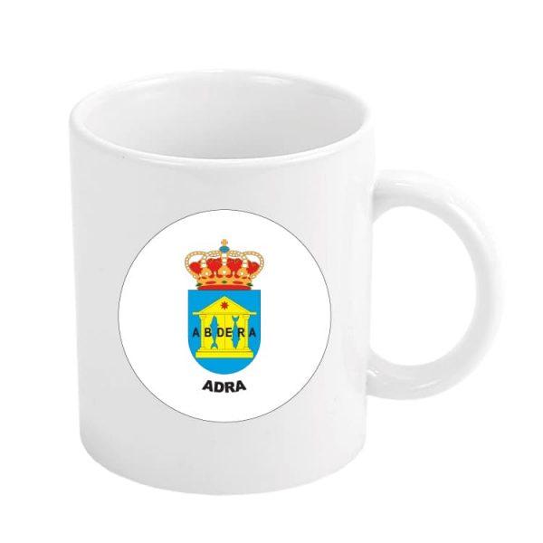 1408 taza escudo heraldico adra