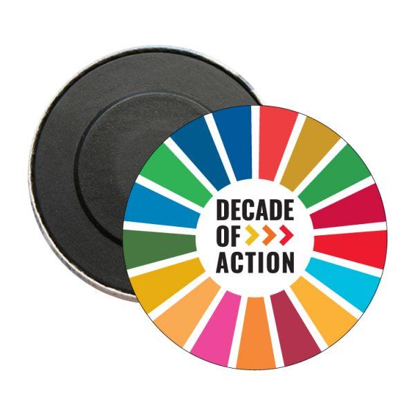 iman redondo ods desarrollo sostenible decade of action