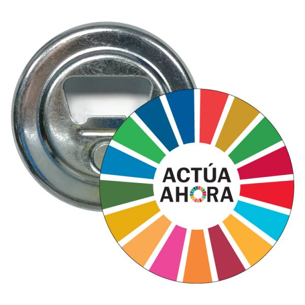 abridor redondo ods sdg desarrollo sostenible actua ahora