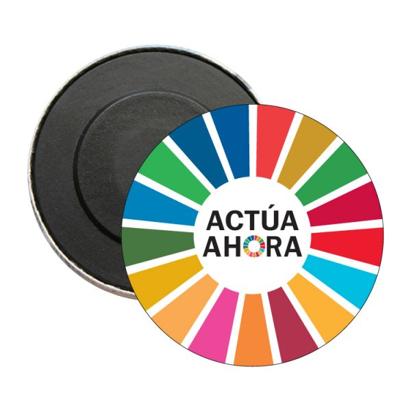 iman redondo ods sdg desarrollo sostenible actua ahora
