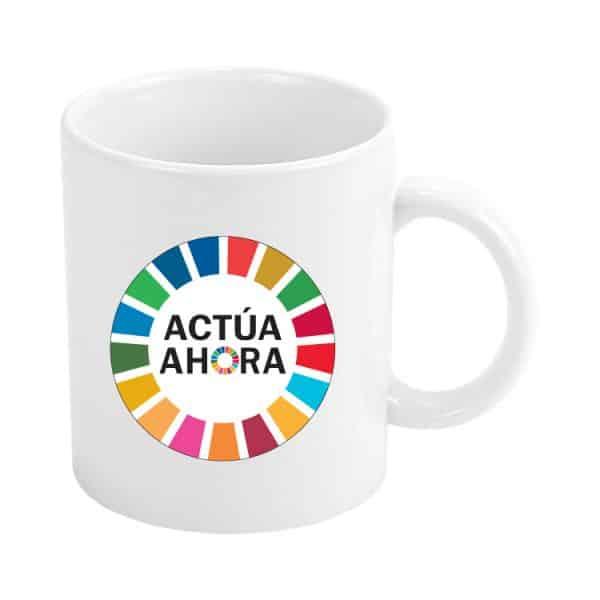 taza ods sdg desarrollo sostenible actua ahora #2