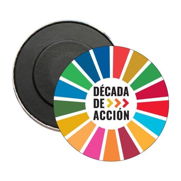 iman redondo ods desarrollo sostenible decada de accion #2