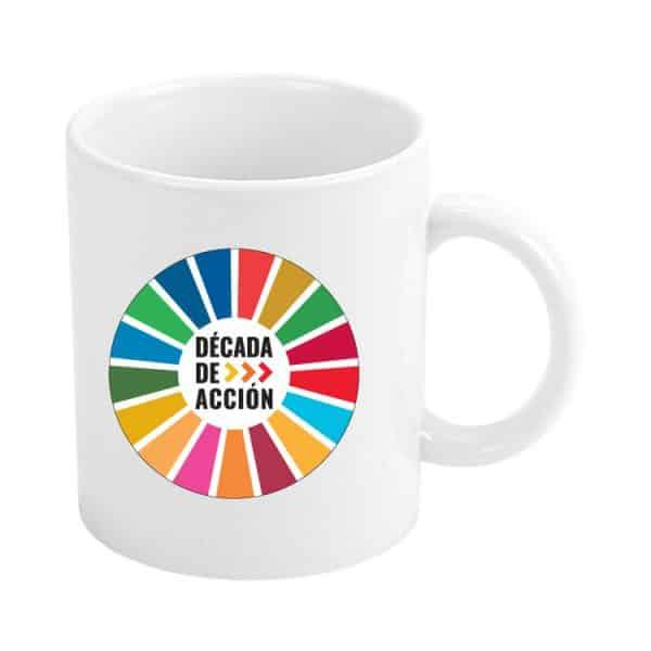taza ods desarrollo sostenible decada de accion #2