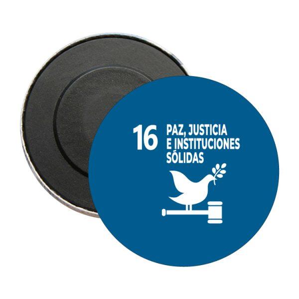 iman redondo ods sdg desarrollo sostenible 16 paz justicia e instituciones solidas