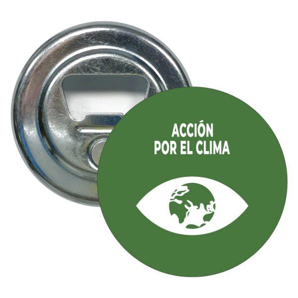 abridor redondo ods sdg desarrollo sostenible accion por el clima