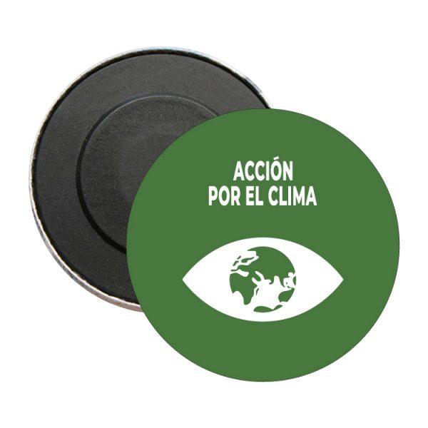 iman redondo ods sdg desarrollo sostenible accion por el clima