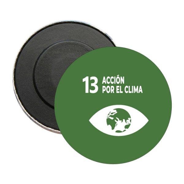 iman redondo ods sdg desarrollo sostenible 13 accion por el clima