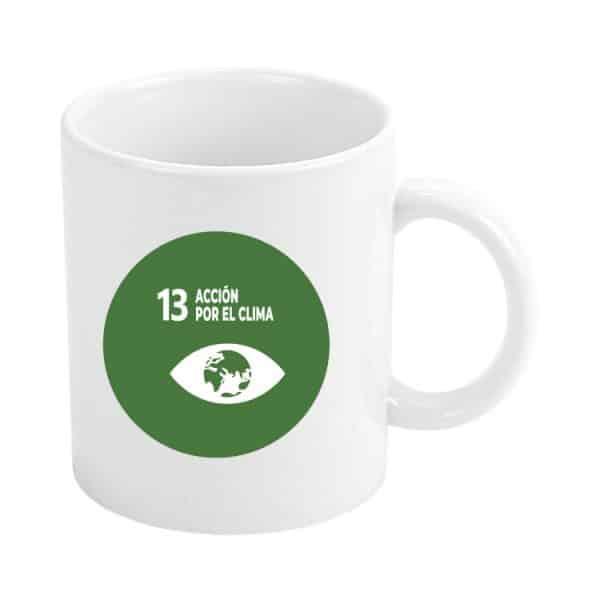 taza ods sdg desarrollo sostenible 13 accion por el clima