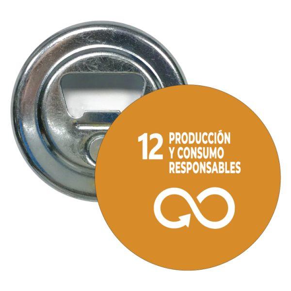 abridor redondo ods sdg desarrollo sostenible 12 produccion y consumos responsables