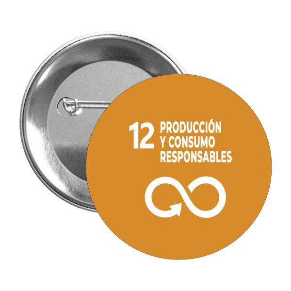 chapa ods sdg desarrollo sostenible 12 produccion y consumos responsables