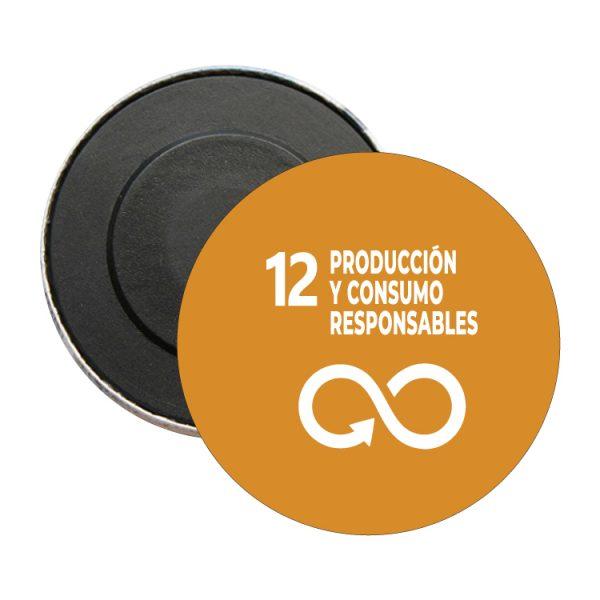 iman redondo ods sdg desarrollo sostenible 12 produccion y consumos responsables
