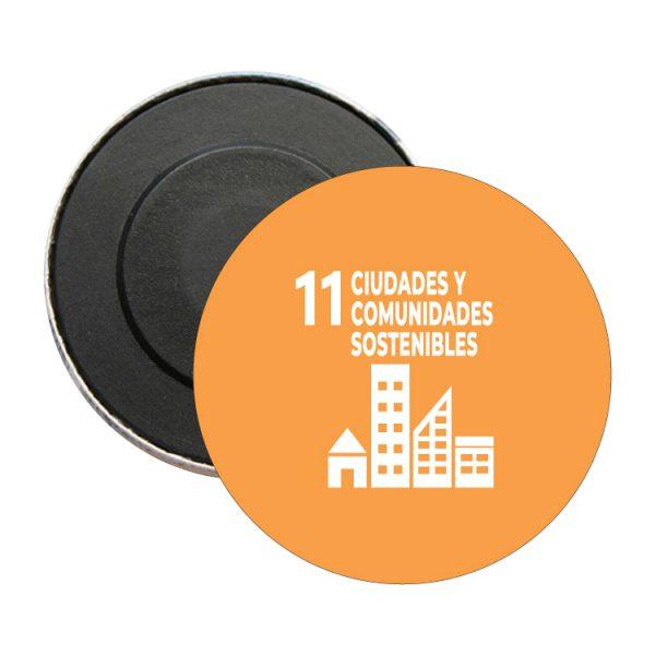 iman redondo ods sdg desarrollo sostenible 11 ciudades y comunidades sostenibles
