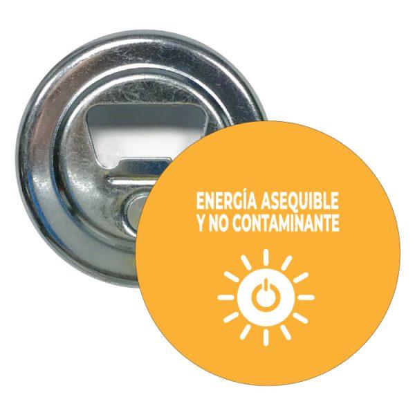 abridor redondo ods sdg desarrollo sostenible energia esequible y no contaminante