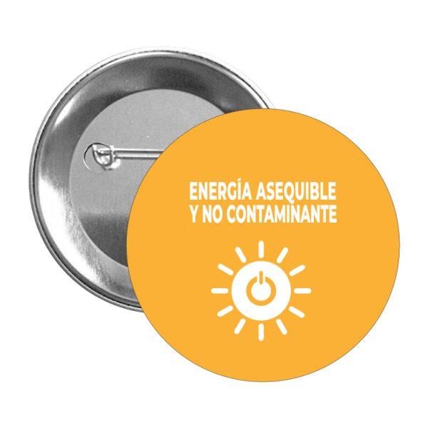 chapa ods desarrollo sostenible energia esequible y no contaminante