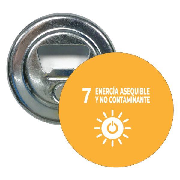 abridor redondo ods sdg desarrollo sostenible 7 energia esequible y no contaminante
