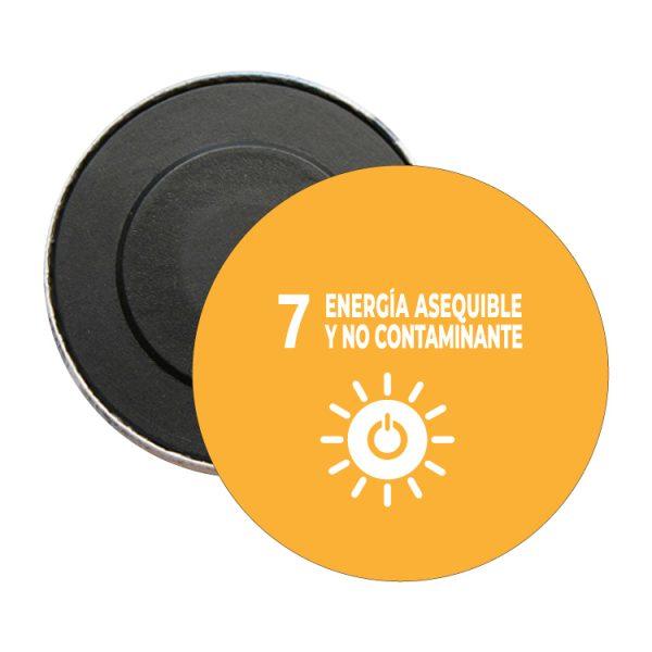 iman redondo ods sdg desarrollo sostenible 7 energia esequible y no contaminante