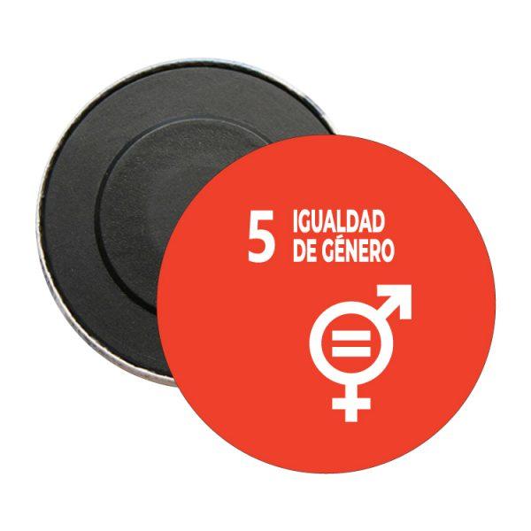 iman redondo ods sdg desarrollo sostenible 5 igualdad de genero