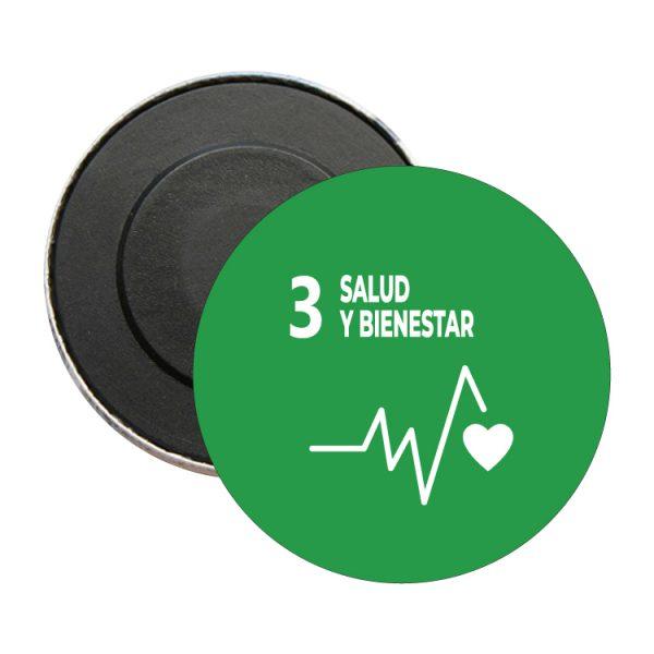 iman redondo ods sdg desarrollo sostenible 3 salud y bienestar