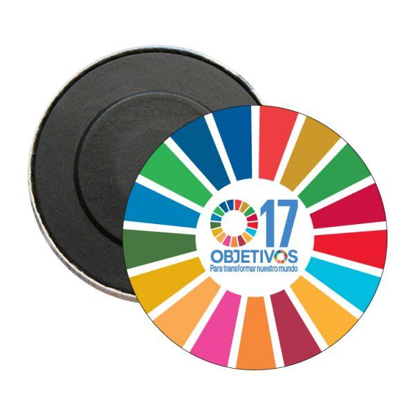 iman redondo ods sdg desarrollo sostenible 17 objetivos para transformar nuestro mundo