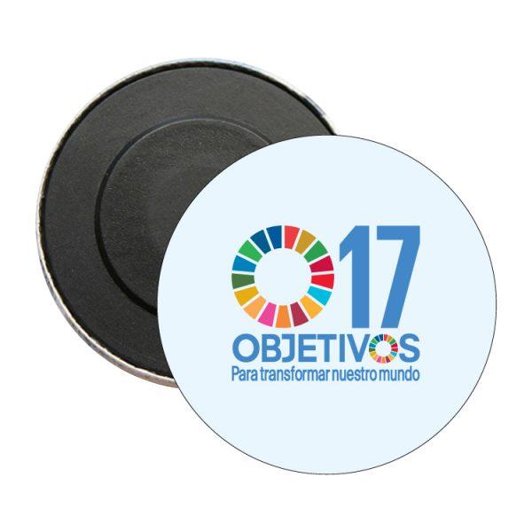 iman redondo ods desarrollo sostenible 17 objetivos para transformar nuestro mundo #2