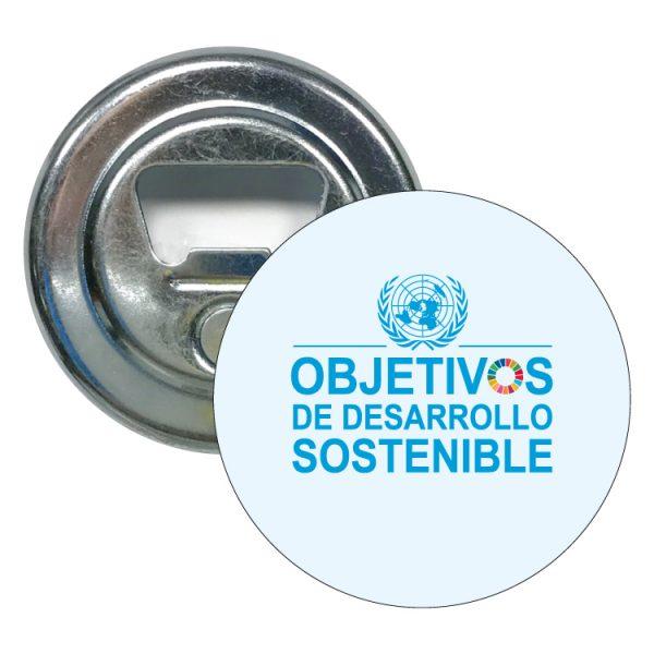 abridor redondo ods sdg desarrollo sostenible #2