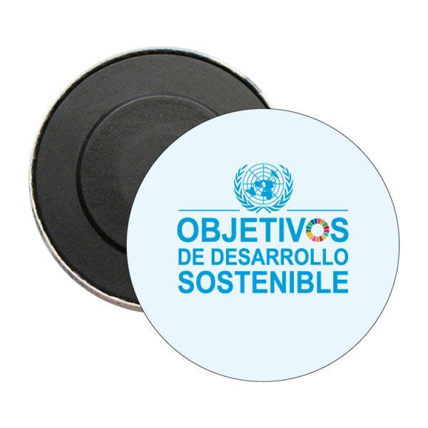 iman redondo ods sdg desarrollo sostenible