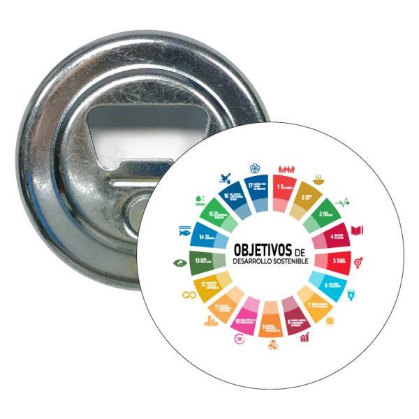 abridor redondo ods sdg desarrollo sostenible mundo #2