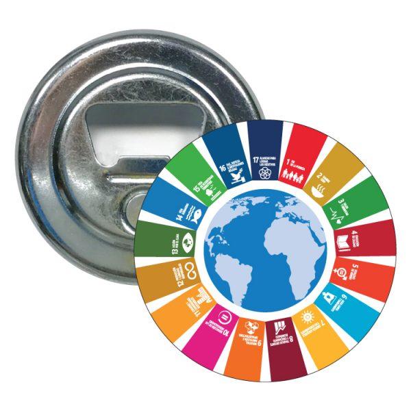 abridor redondo ods sdg desarrollo sostenible hambre cero