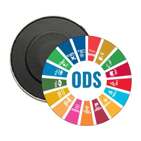 iman redondo desarrollo sostenible ods sdg