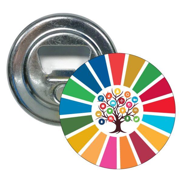 abridor redondo ods sdg desarrollo sostenible arbol 17 medidas