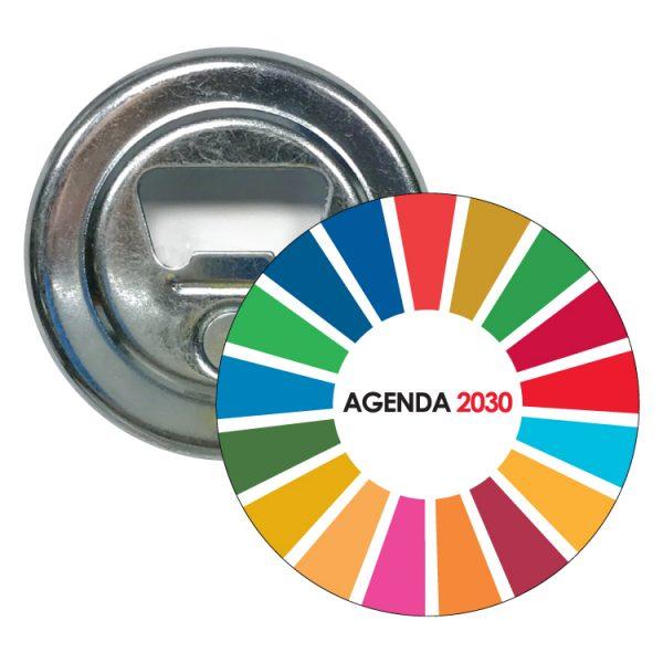 abridor redondo ods sdg desarrollo sostenible agenda 2030