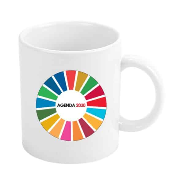 taza ods sdg desarrollo sostenible agenda 2030