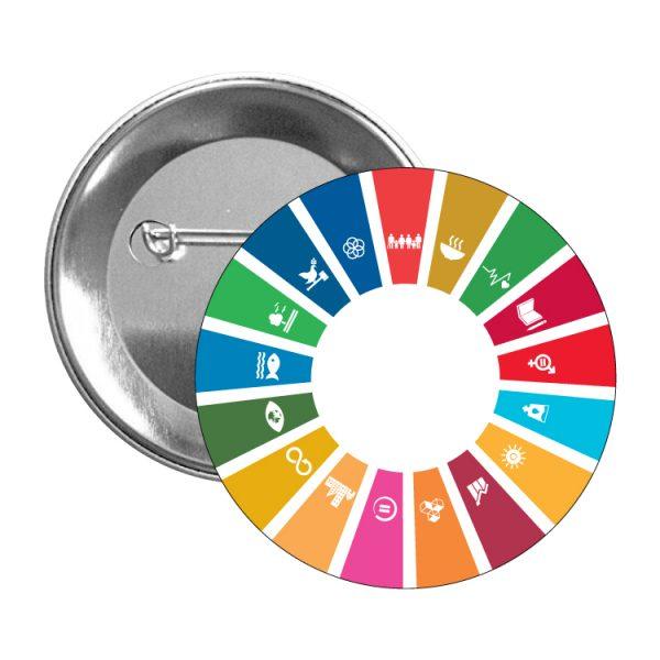 chapa ods sdg desarrollo sostenible 17 medidas agenda 2030 #2