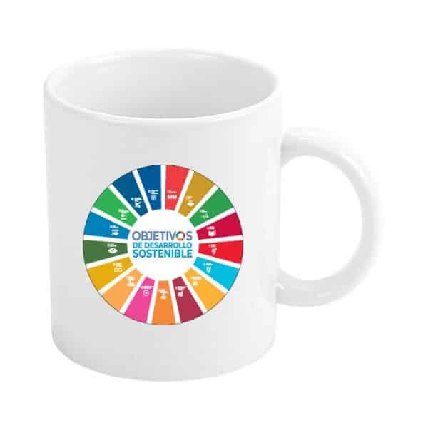 taza ods sdg desarrollo sostenible #3