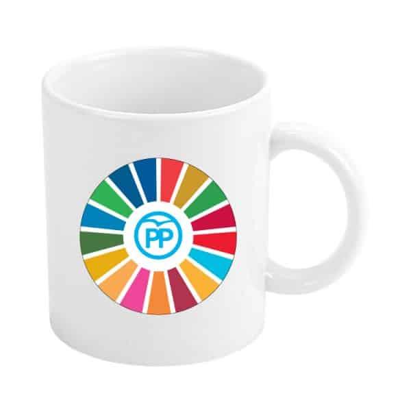 taza ods desarrollo sostenible pp