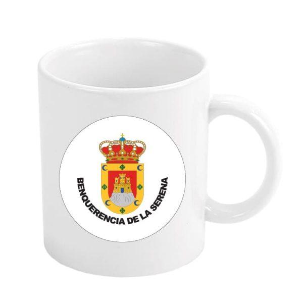 919 taza escudo heraldico benquerencia de la serena