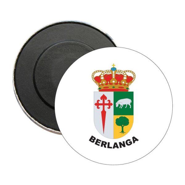 iman redondo escudo heraldico berlanga