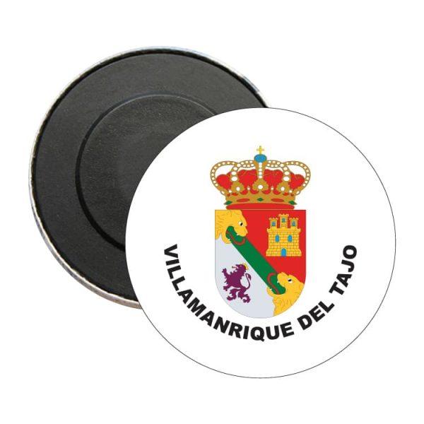 iman redondo escudo heraldico villamanrique del tajo