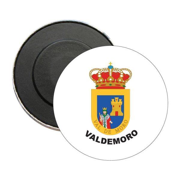 iman redondo escudo heraldico valdemoro