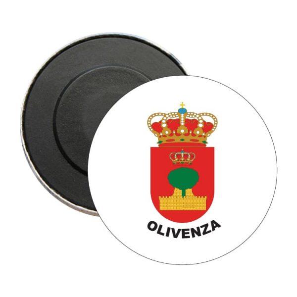 iman redondo escudo heraldico olivenza