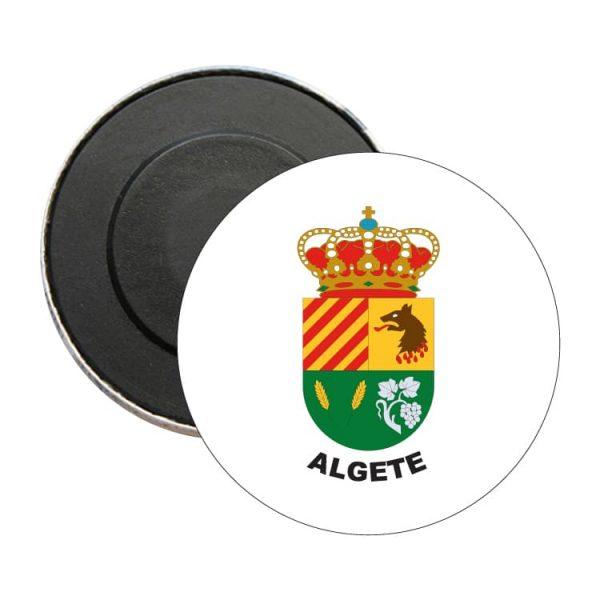 iman redondo escudo heraldico algete