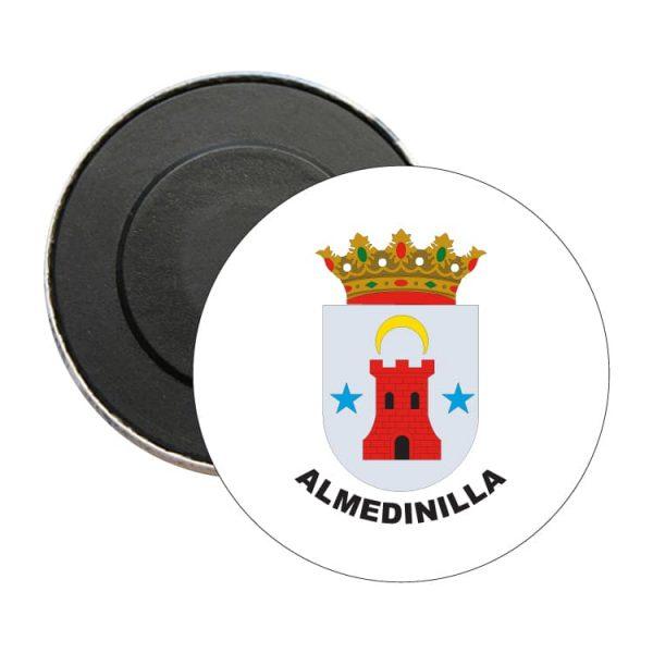 iman redondo escudo heraldico almedinilla