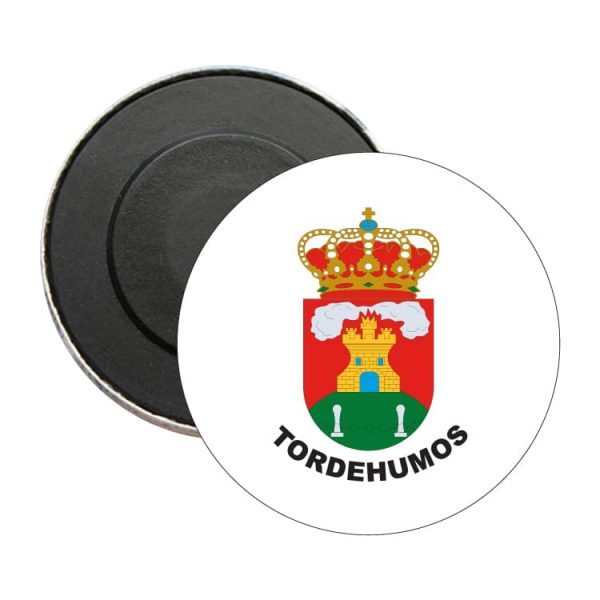 iman redondo escudo heraldico tordehumos